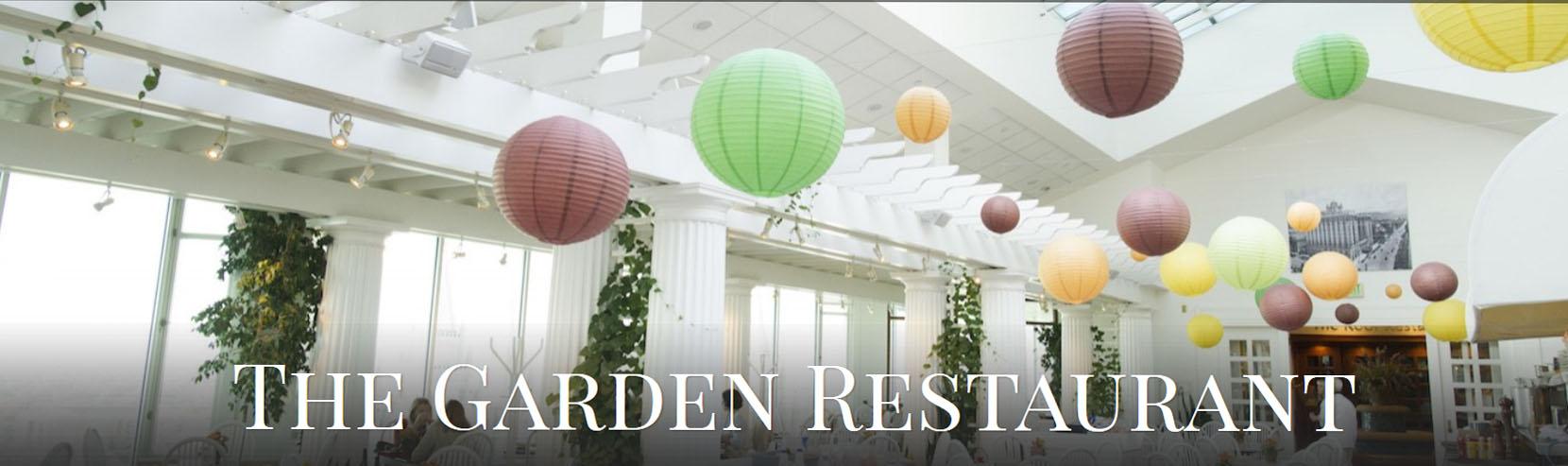 Garden Resteraunt