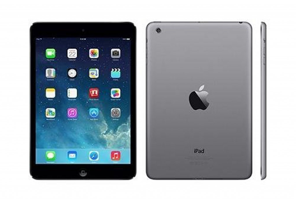 Space Grey i-pad mini